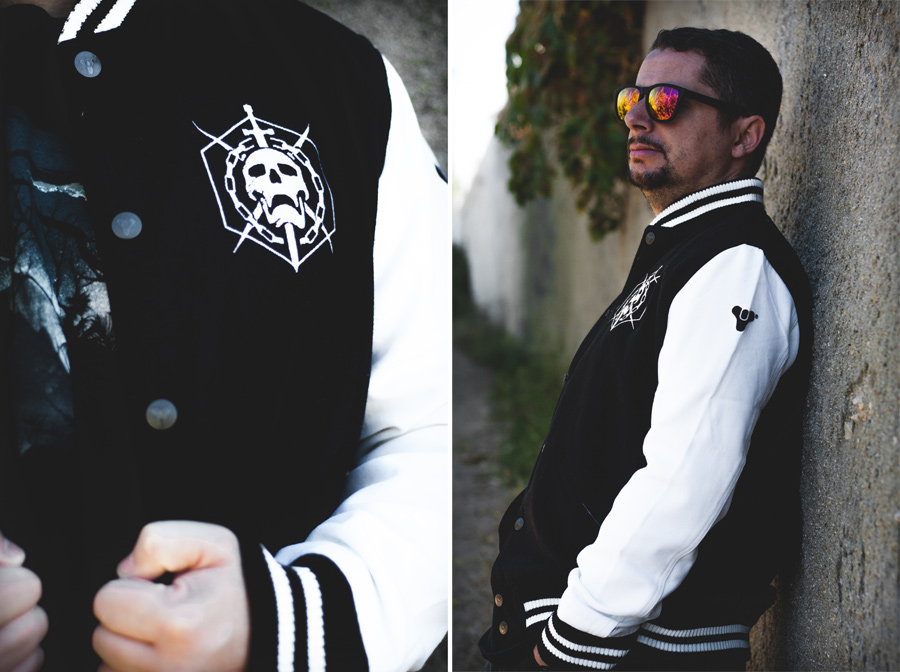 Insert Coin - The Raid Jacket