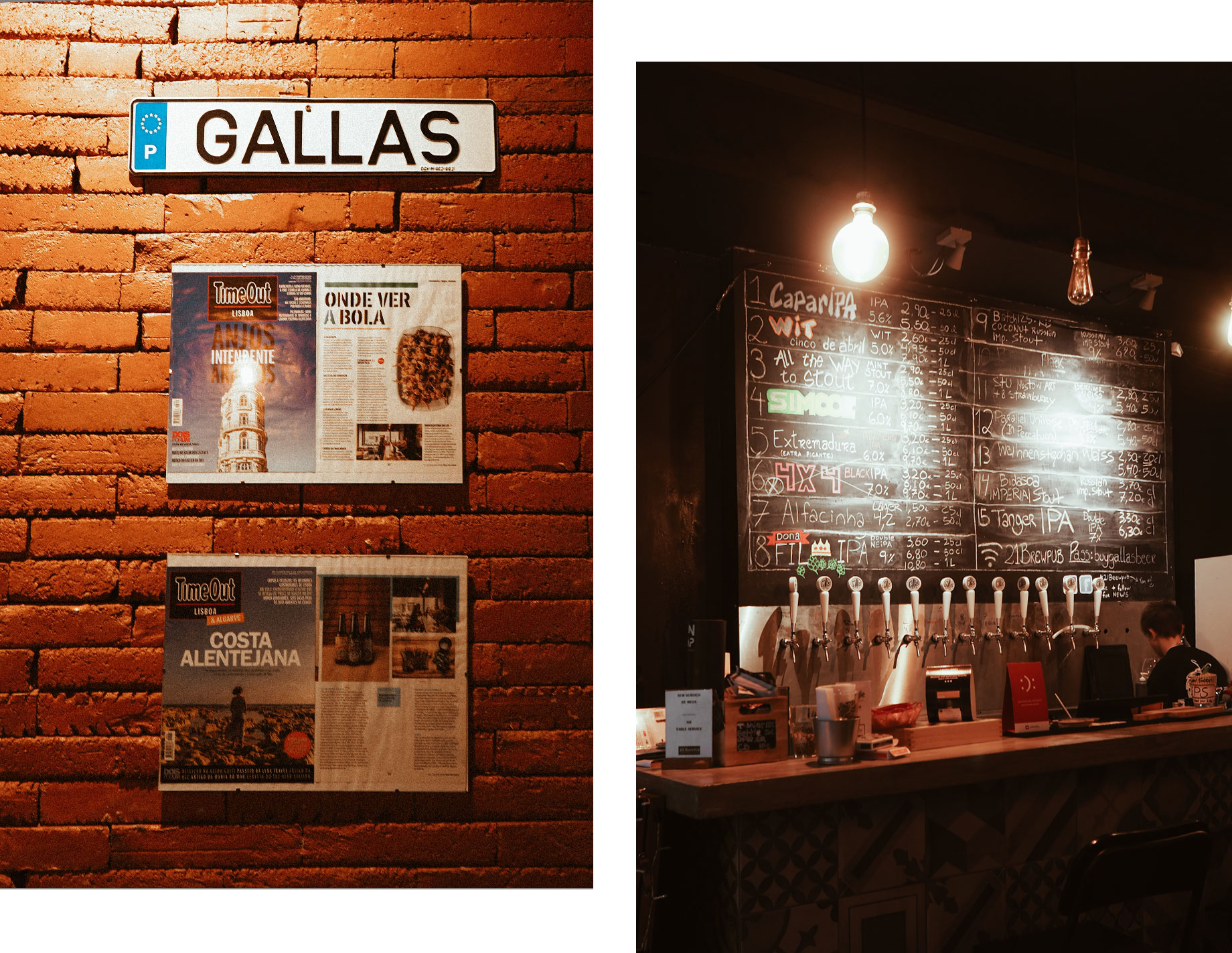 21 Brewpub Gallas