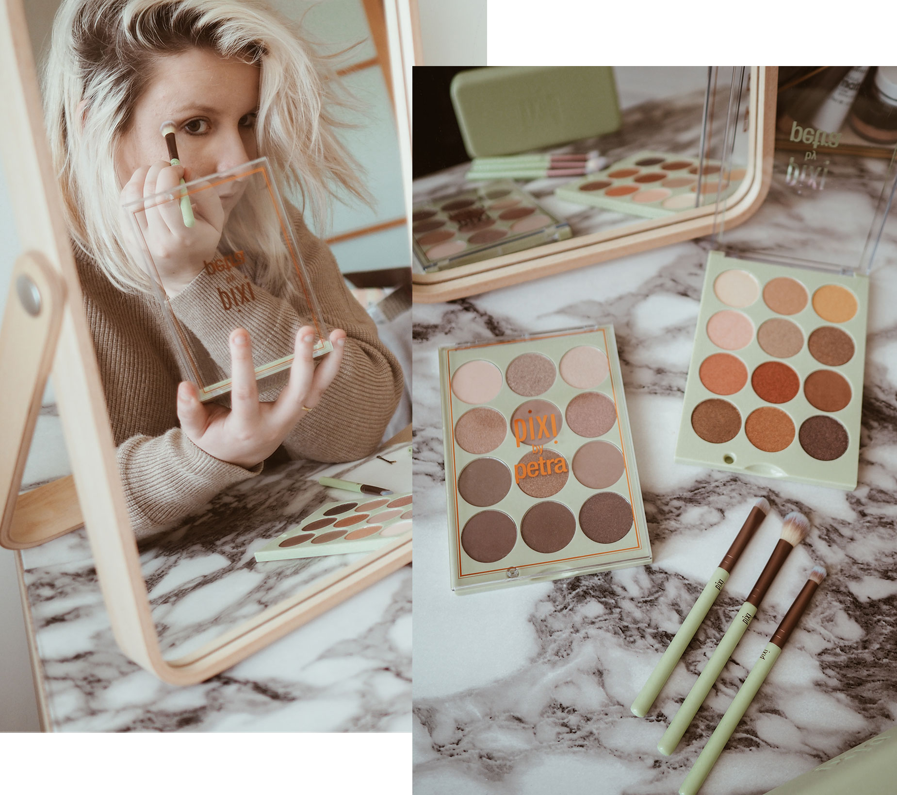 Pixi Beauty eyeshadow palette