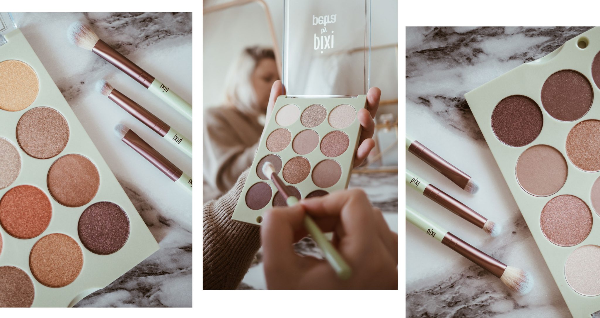 Pixi Beauty Eye Shadow Palette Review
