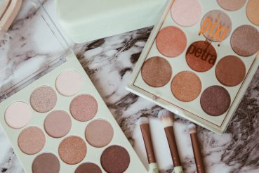 Pixi Beauty Eyeshadow Palette Review Featured