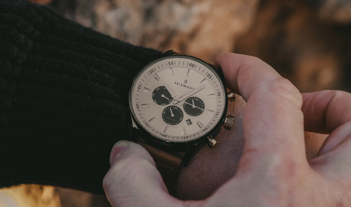 TrendHim Christoffer Watch Featured